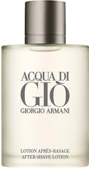 Acqua Di Gio For Men Aftershave 100ml Fr