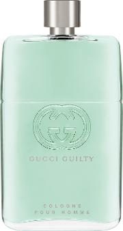 Guilty Cologne Eau De Toilette For Him 150ml