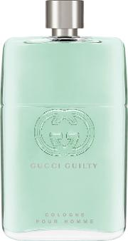Guilty Cologne Eau De Toilette For Him 200ml