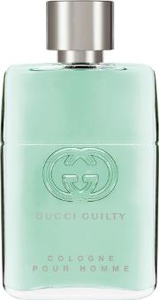 Guilty Cologne Eau De Toilette For Him 50ml