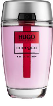 Hugo Energise Eau De Toilette Spray 125ml