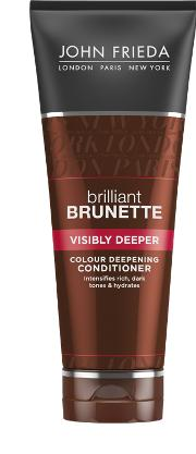 Brilliant Brunette Visibly Deeper Conditioner 250ml