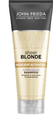 Frieda Sheer Blonde Highlight Activating Moisturising Shampoo 250ml