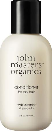 Conditioner For Dry Hair With Lavender And Avocado 60ml