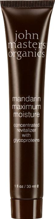 Mandarin Maximum Moisture 30ml