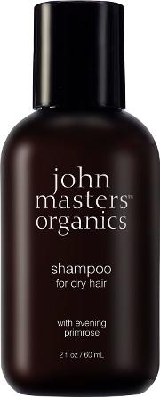 Shampoo For Dry Hair With Evening Primrose 60ml