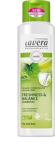 Organic Balance Shampoo For Normal To Oily Hair 250ml