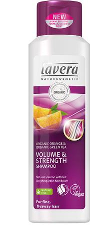 Organic Orange Volume Shampoo 250ml