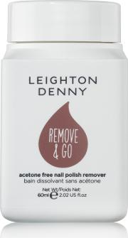 Salted Caramel Remove & Go Polish Remover 60ml
