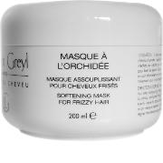 Masque A L'orchidee Softening Treatment For Frizzy Hair 200ml
