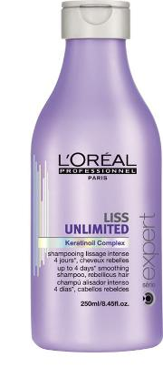 L'oreal Professionnel Serie Expert ss Unmited Shampoo 250ml