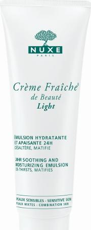 Nuxe Creme Fraiche Moisturizing Rebalancing Emulsion ght 50ml