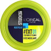 L'oreal Paris Studio  Txt01 Fixing Pommade 75ml