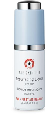 First Aid Beauty Skin Lab Resurfacing id 10 Aha 30ml