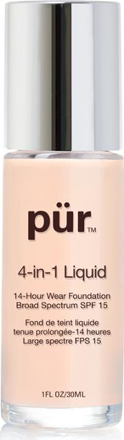 Pur Cosmetics 4 In 1 id Foundation Spf 15 30ml