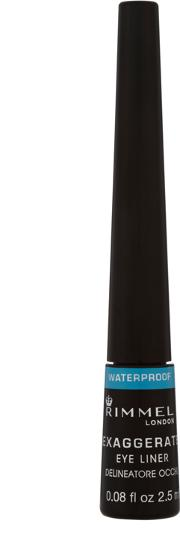 Rimmel Exaggerate Waterproof id Eye Liner 2ml