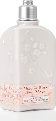 Cherry Blossom Shimmering Body Lotion 250ml