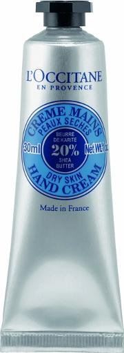 Shea Butter Hand Cream Travel Size 30ml