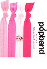 Popband  'sweetie' Hair Ties Multi Pack