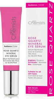Skinchemists  Rose Quartz Mineral Eye Serum 15ml