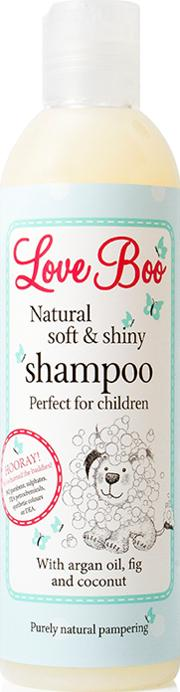 Boo Soft & Shiny Shampoo 250ml