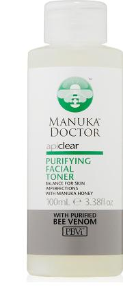 Doctor Apiclear Purifying Facial Toner 100ml