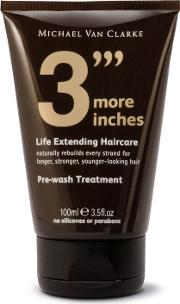 3''' More Inches By  Pre Wash Treatment Travel Size 100ml