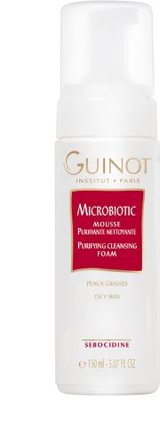 Guinot Microbiotic sse Purifying Cleansing Foam 150ml