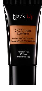 Black|up Cc Cream lti-action Complexion Correcting Foundation 30ml