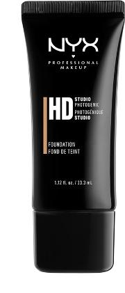 Professional Makeup High Definition Foundation 33ml