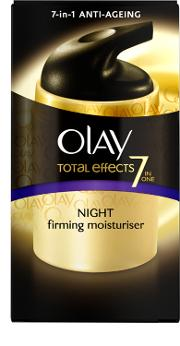 Total Effects 7 In 1 Anti Ageing Night Firming Moisturiser 50ml
