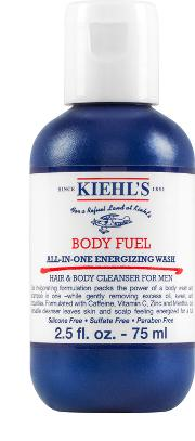 Kiehl's Body Fuel All In  Energizing Wash 75ml
