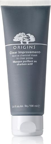 Clear Improvement Active Charcoal Mask To Clear Pores 100ml