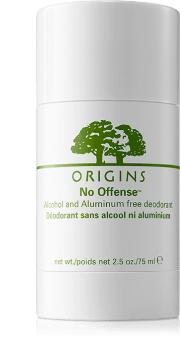No Offense Alcohol And Aluminum Free Deodorant 75ml