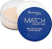 Rimmel Match  Silky Loose Face Powder 10g