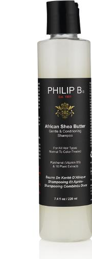 African Shea Butter Gentle & Conditioning Shampoo 220ml
