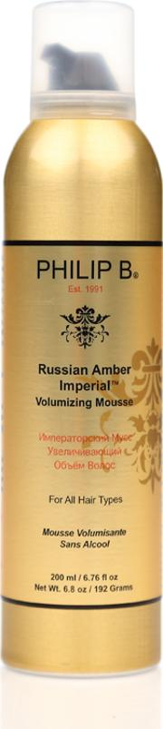 Russian Amber Imperial Volumizing Mousse 200ml