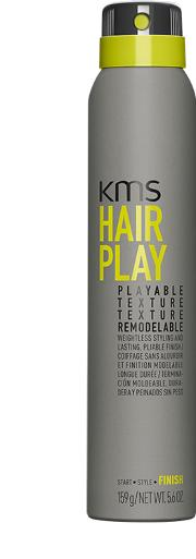 Kms Hairplay ble Texture 200ml