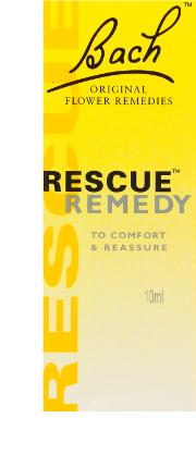 Bach Rescue edy Drops 10ml