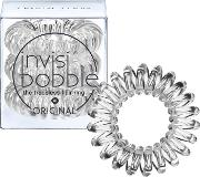 Invisibobble The Traceless Hair  3 Pack Original Crystal Clear