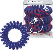Invisibobble The Traceless Hair  3 Pack Original Universal Blue