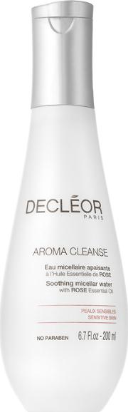 Decleor Aroma Cleanse Soothing Micellar Water With  Essential Oil 200ml