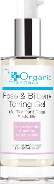 The Organic Pharmacy  & Bilberry Toning Gel 50ml