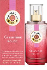 Roger & Gallet Gingembre  Fresh Fragrant Water Spray 50ml
