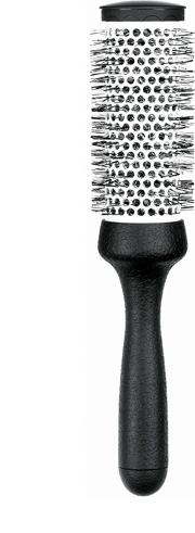 Professional Thermo Ceramic Brush Medium