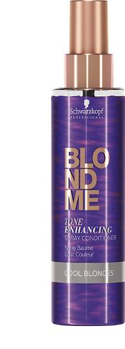 Professional Tone Enhancing Spray Conditioner Cool Blondes 150ml