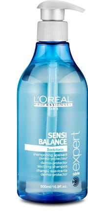 L'oreal Professionnel Serie Expert si Balance Dermo Protector Soothing Shampoo 500ml