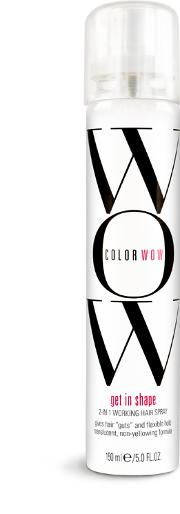Color Wow Get In  2 In 1 Working Hair Spray 150ml