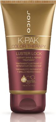 Joico K Pak Color Therapy Luster Lock Instant  And Repair Treatment 140ml