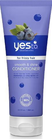 Yes To Blueberries Smooth &  Conditioner 280ml